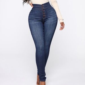 Celebrity Pink Jeans from Fashion Nova - High Rise